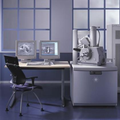 Растровый двухлучевой электронный микроскоп  Quanta™ 3D DualBeam™