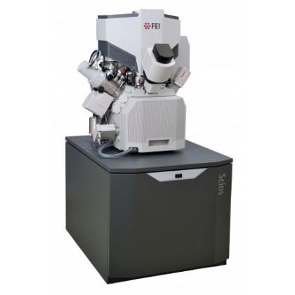 Двулучевой растровый электронный микроскоп FEI Scios 2