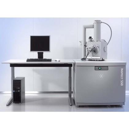 Inspect™ Линейка приборов включает в себя два растровых электронных микроскопа (РЭМ