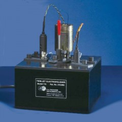 Model 110 Twin-Jet Electropolisher